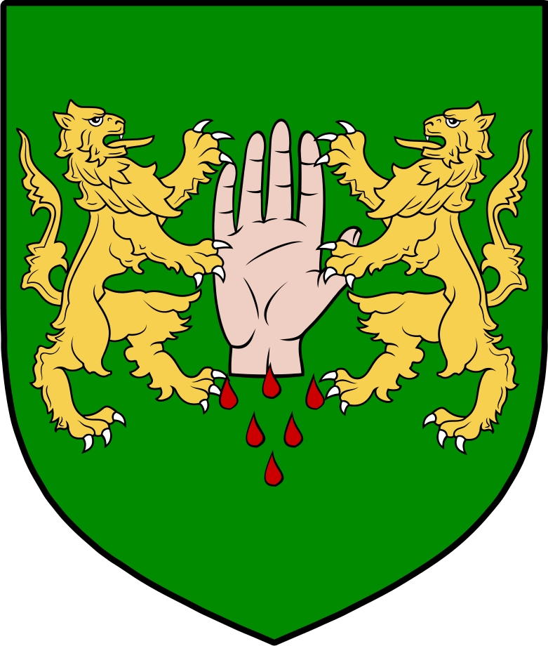 Thumbnail O'Reilly Family Crest / Irish Coat of Arms Image Download