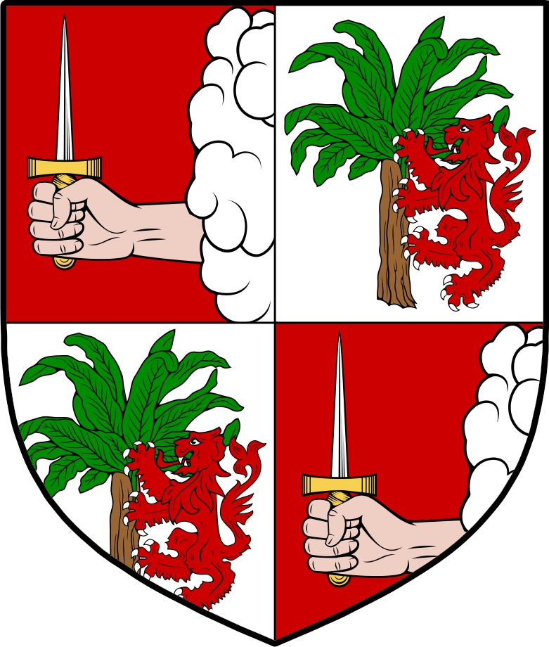 Thumbnail O'Riordan Family Crest / Irish Coat of Arms Image Download
