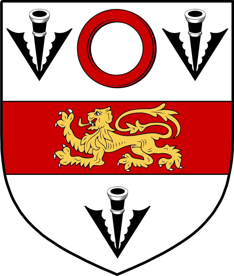 Thumbnail O'Rodon Family Crest / Irish Coat of Arms Image Download