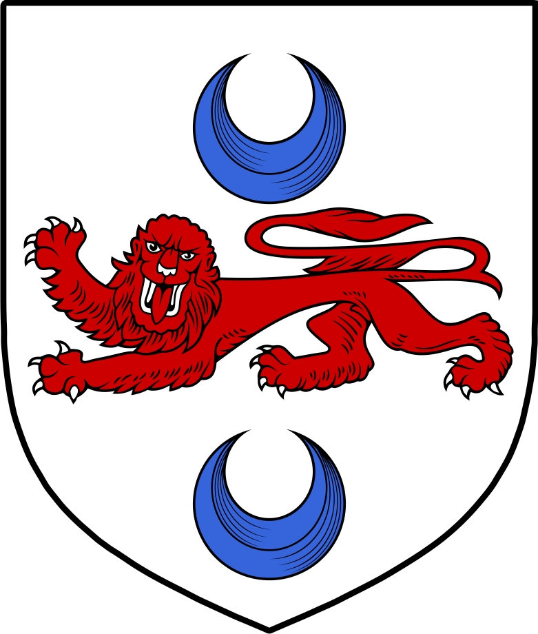Thumbnail Ogilby Family Crest / Irish Coat of Arms Image Download