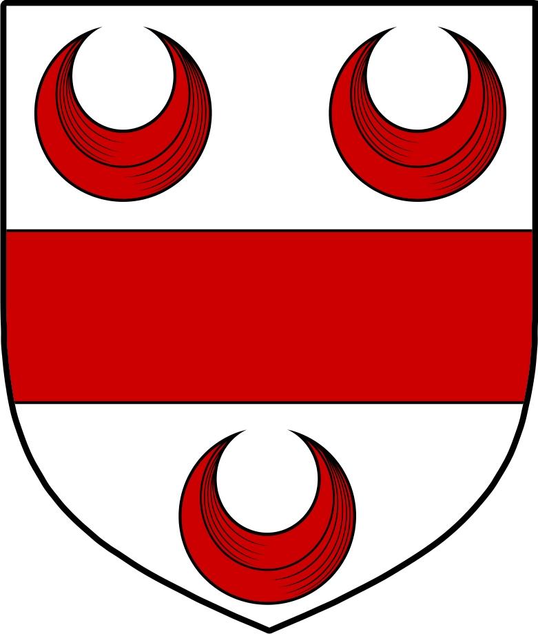 Thumbnail Ogle Family Crest / Irish Coat of Arms Image Download