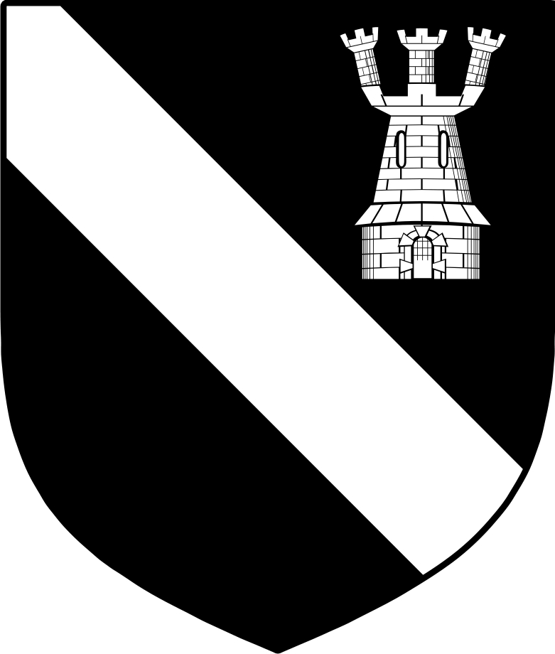 Thumbnail Plunkett  Family Crest / Irish Coat of Arms Image Download