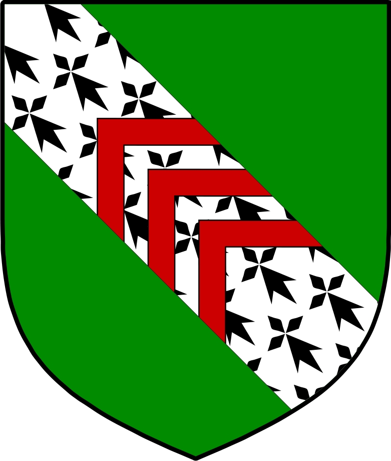 Thumbnail Prior Family Crest / Irish Coat of Arms Image Download