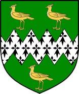 Thumbnail Quarles Family Crest / Irish Coat of Arms Image Download