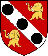 Thumbnail Quelch Family Crest / Irish Coat of Arms Image Download