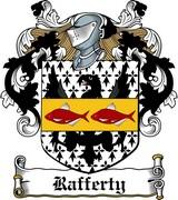 Thumbnail Rafferty Family Crest / Irish Coat of Arms Image Download