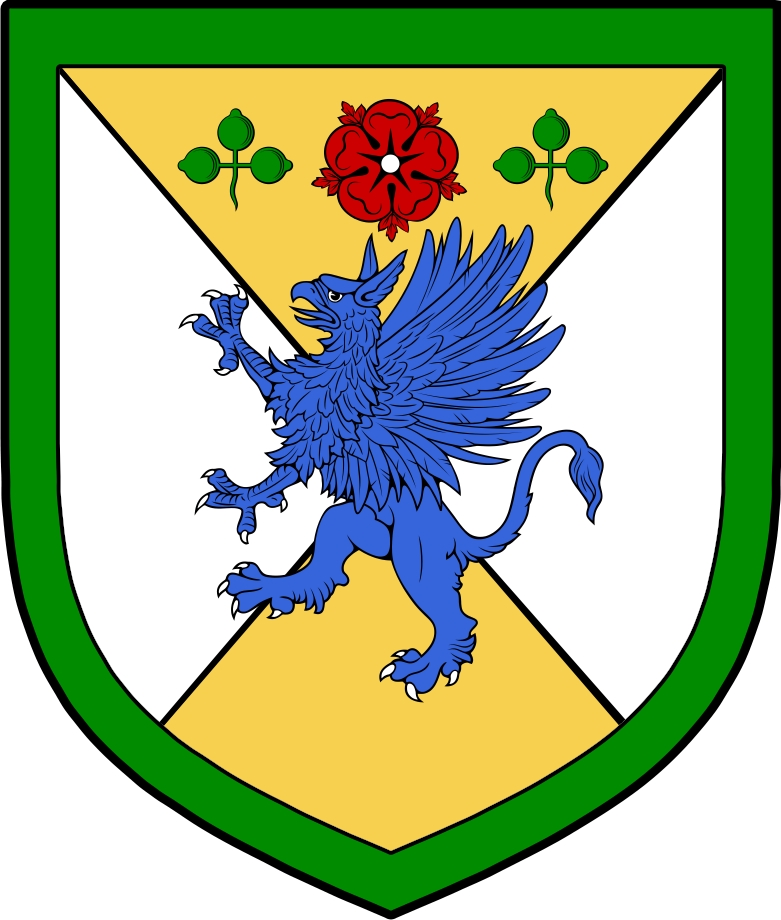 Thumbnail Royse Family Crest / Irish Coat of Arms Image Download