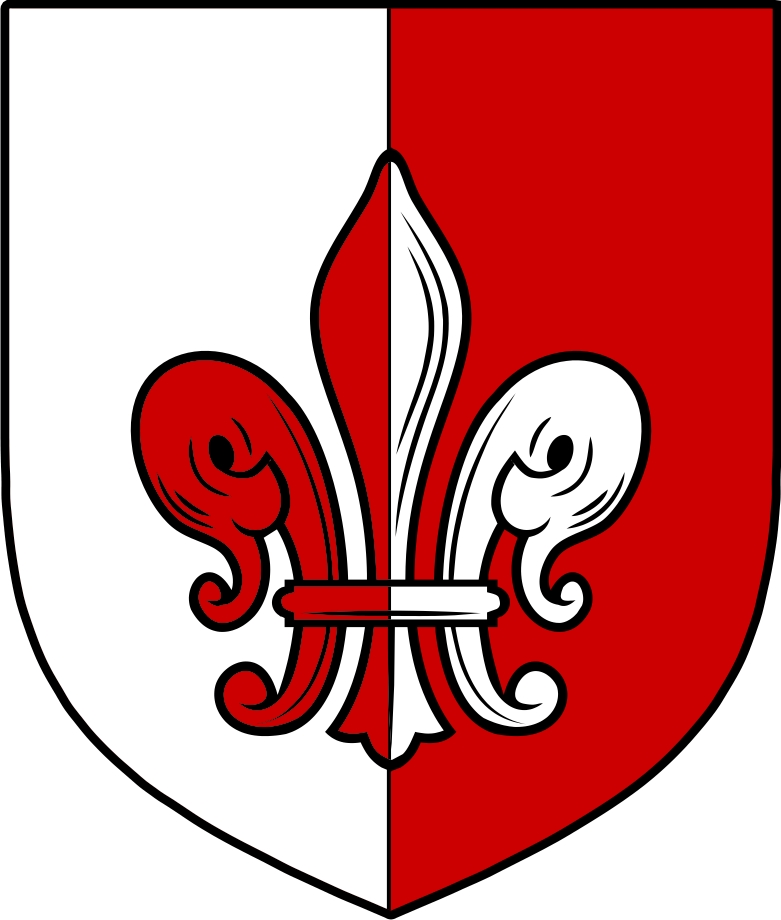 Thumbnail Sarsfield Family Crest / Irish Coat of Arms Image Download