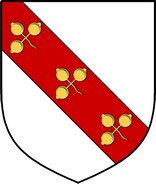 Thumbnail Segrave Family Crest / Irish Coat of Arms Image Download
