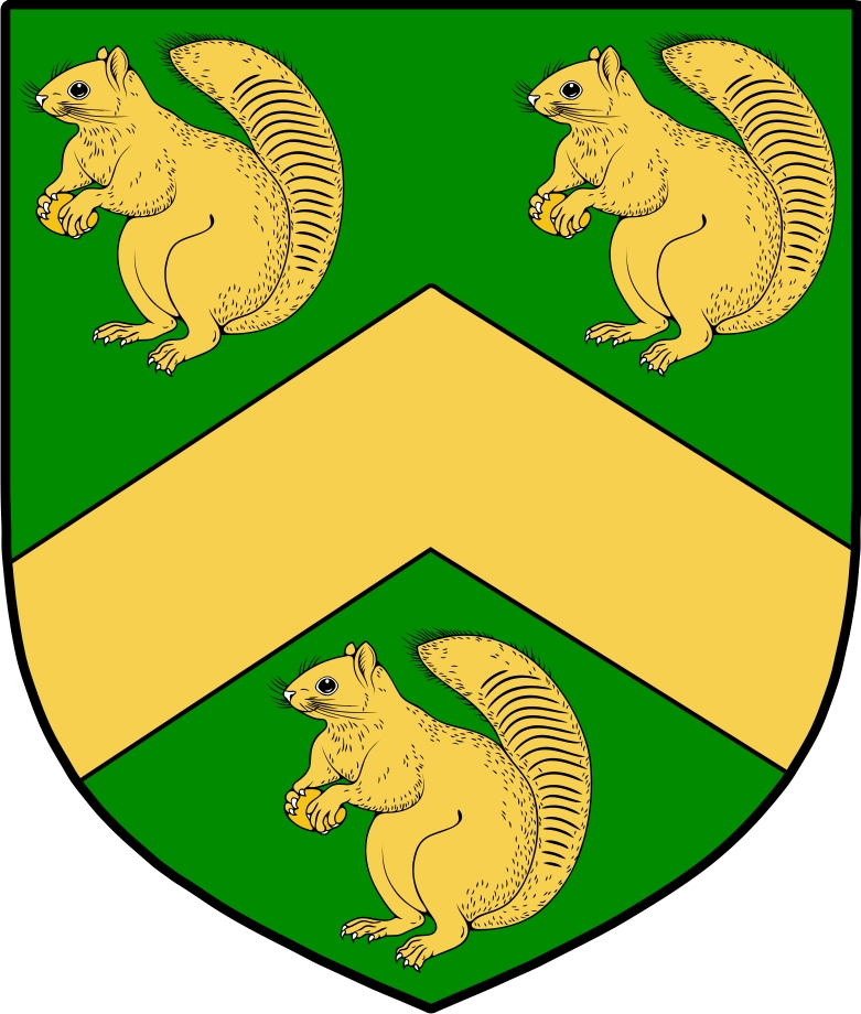 Thumbnail Skereth Family Crest / Irish Coat of Arms Image Download