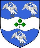 Thumbnail Swan  Family Crest / Irish Coat of Arms Image Download