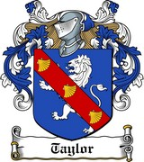 Thumbnail Taylor Family Crest / Irish Coat of Arms Image Download