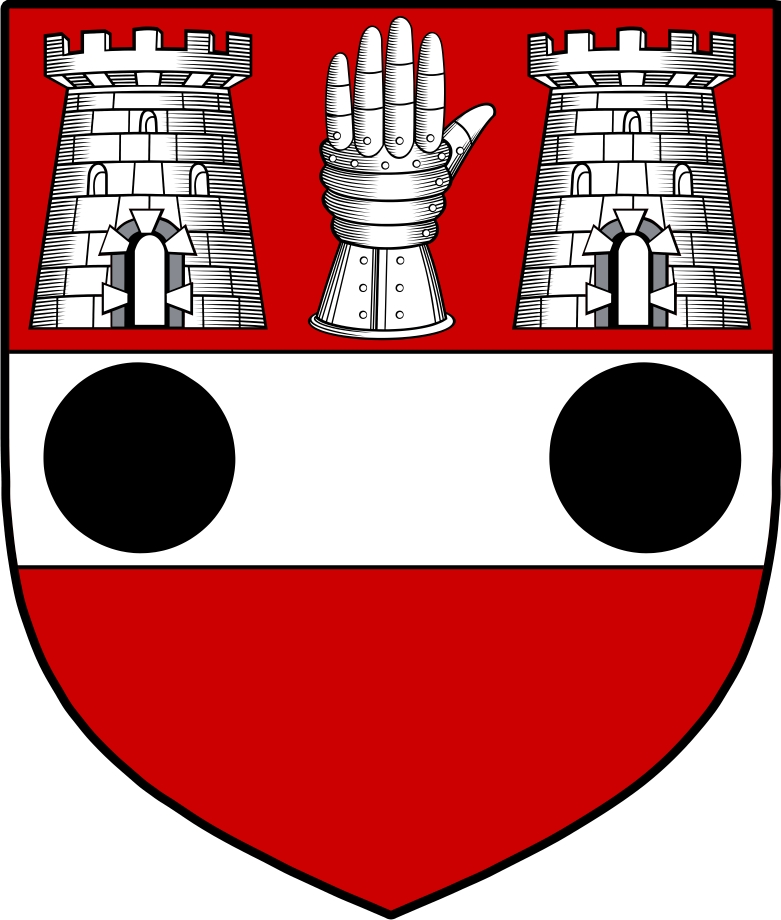 Thumbnail Tonson Family Crest / Irish Coat of Arms Image Download