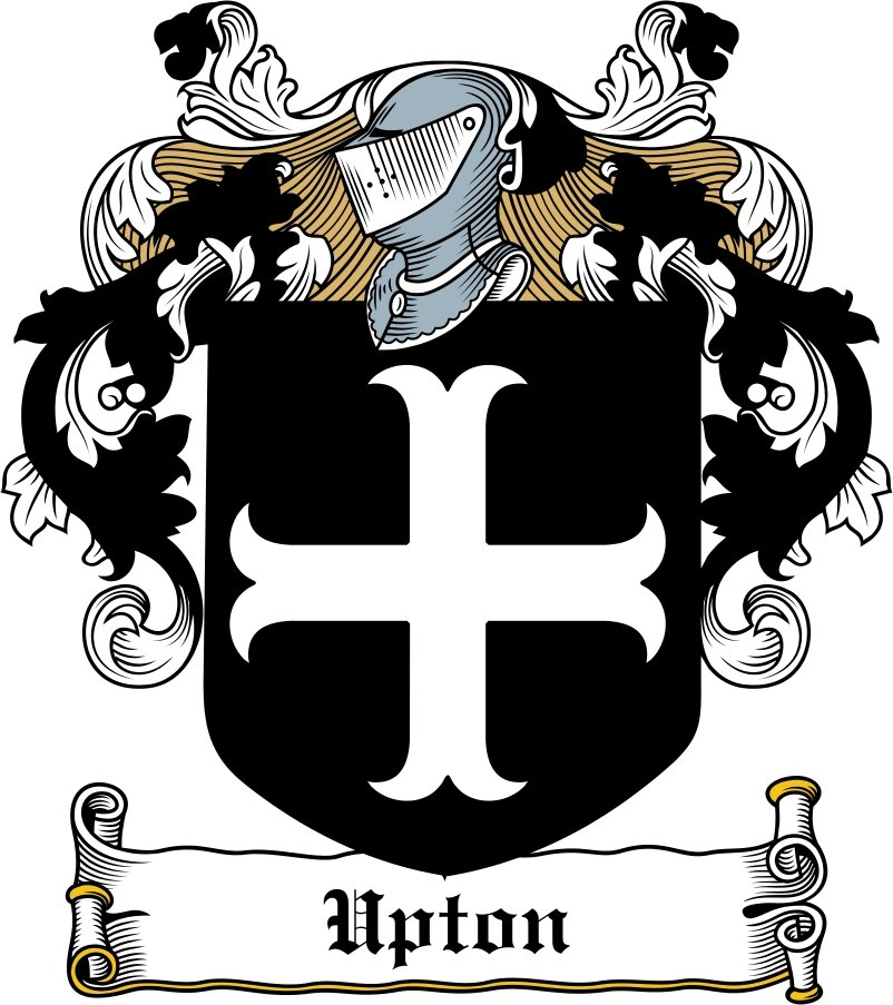 Thumbnail Upton Family Crest / Irish Coat of Arms Image Download