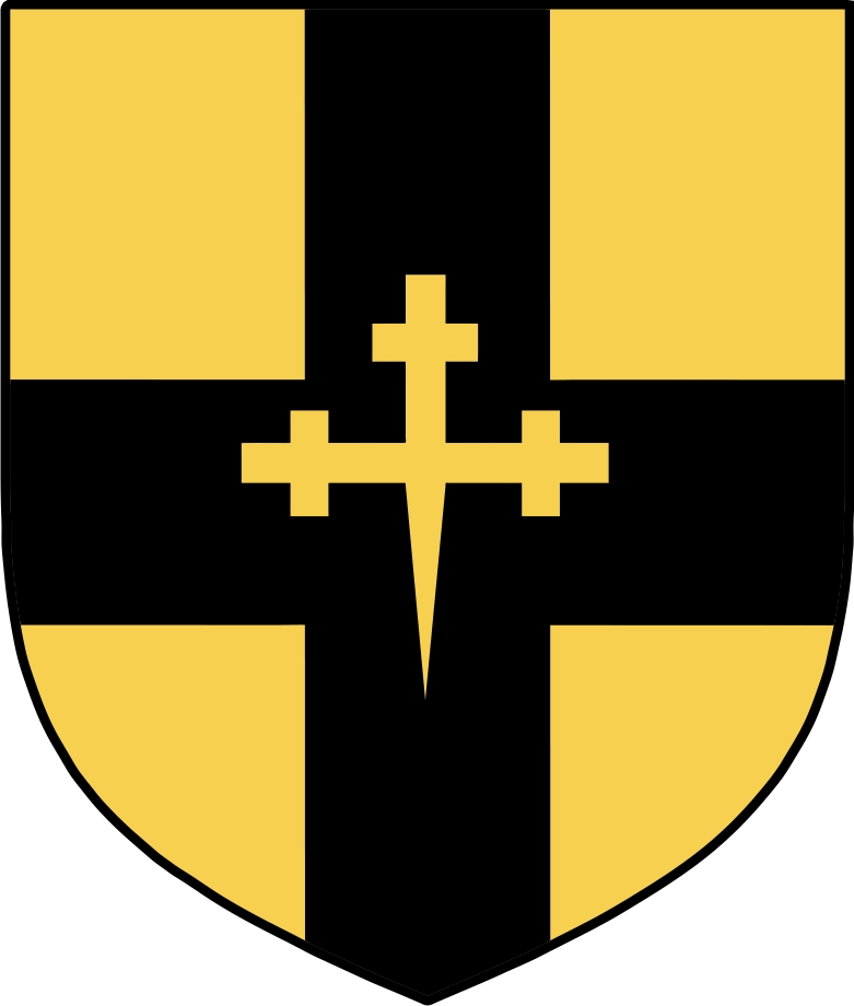 Thumbnail Vesey Family Crest / Irish Coat of Arms Image Download