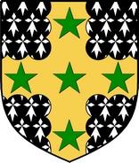 Thumbnail Warner Family Crest / Irish Coat of Arms Image Download