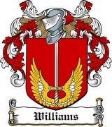 Thumbnail Williams Family Crest / Irish Coat of Arms Image Download