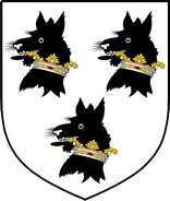 Thumbnail Wolfe Family Crest / Irish Coat of Arms Image Download