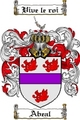 Thumbnail Abeal Family Crest Abeal Coat of Arms Digital Download