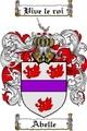 Thumbnail Abelle Family Crest Abelle Coat of Arms Digital Download