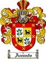Thumbnail Acevedo Family Crest  Acevedo Coat of Arms