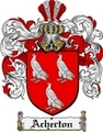 Thumbnail Acherton Family Crest Acherton Coat of Arms Digital Download