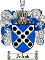 Thumbnail Adcok Family Crest  Adcok Coat of Arms