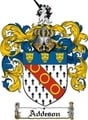 Thumbnail Addeson Family Crest  Addeson Coat of Arms