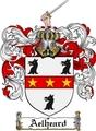 Thumbnail Aelheard Family Crest  Aelheard Coat of Arms