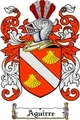 Thumbnail Aguirre Family Crest  Aguirre Coat of Arms