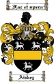 Thumbnail Aiskey Family Crest  Aiskey Coat of Arms