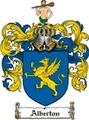 Thumbnail Alberton Family Crest  Alberton Coat of Arms