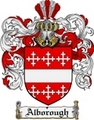 Thumbnail Alborough Family Crest Alborough Coat of Arms Digital Download
