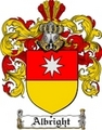 Thumbnail Albright Family Crest  Albright Coat of Arms