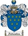 Thumbnail Aldanston Family Crest  Aldanston Coat of Arms