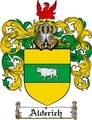 Thumbnail Alderich Family Crest  Alderich Coat of Arms
