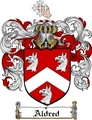 Thumbnail Aldred Family Crest  Aldred Coat of Arms