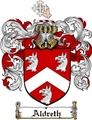 Thumbnail Aldreth Family Crest  Aldreth Coat of Arms
