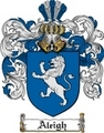 Thumbnail Aleigh Family Crest Aleigh Coat of Arms Digital Download