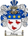 Thumbnail Alleng Family Crest  Alleng Coat of Arms