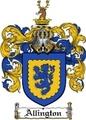Thumbnail Allington Family Crest Allington Coat of Arms Digital Download
