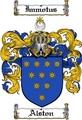 Thumbnail Alston Family Crest Alston Coat of Arms Digital Download