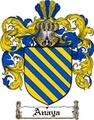 Thumbnail Anaya Family Crest  Anaya Coat of Arms