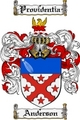 Thumbnail Anderson Family Crest Anderson Coat of Arms Digital Download