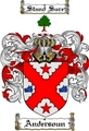 Thumbnail Andersoun Family Crest  Andersoun Coat of Arms
