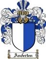 Thumbnail Anderten Family Crest  Anderten Coat of Arms