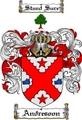 Thumbnail Andresoon Family Crest  Andresoon Coat of Arms
