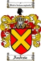Thumbnail Andrew Family Crest  Andrew Coat of Arms
