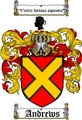 Thumbnail Andrews Family Crest / Andrews Coat of Arms