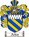 Thumbnail Ankes Family Crest  Ankes Coat of Arms